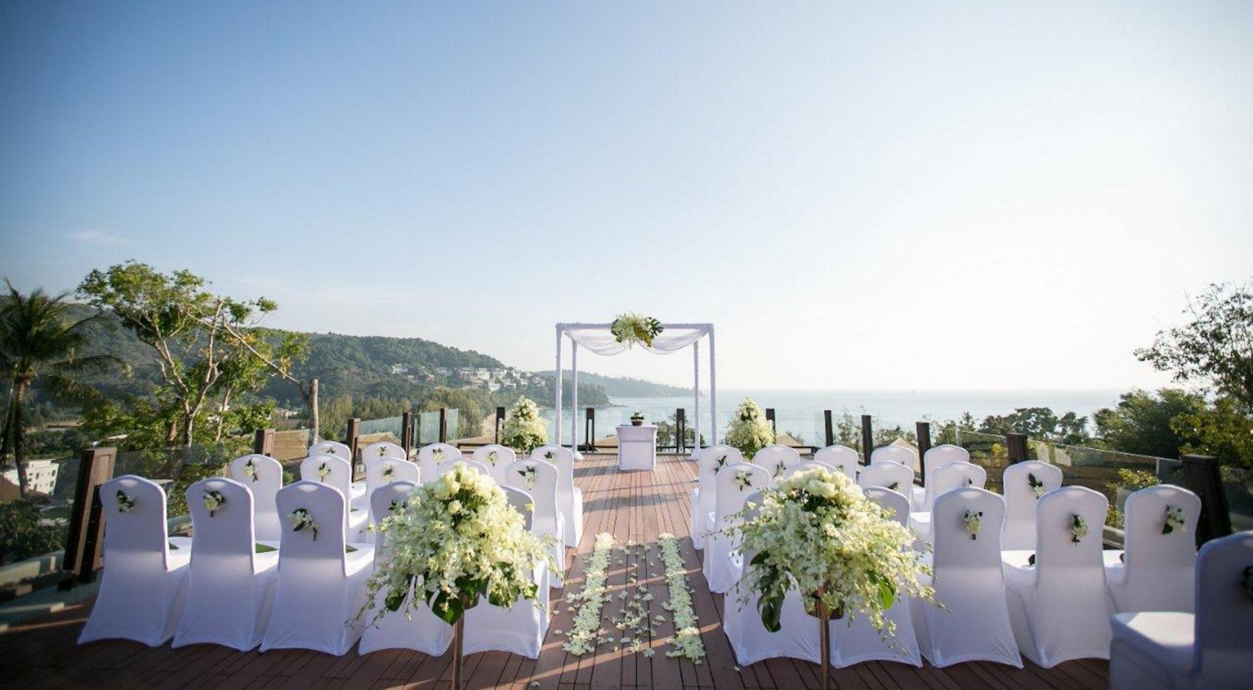 Serenity resort phuket wedding