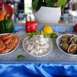 Hua Hin Seafood Market