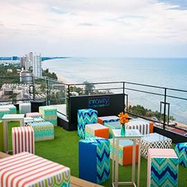 Hua Hin Rooftop Bar