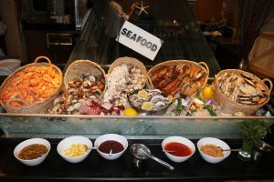Seafood Festival Buffet Dinner