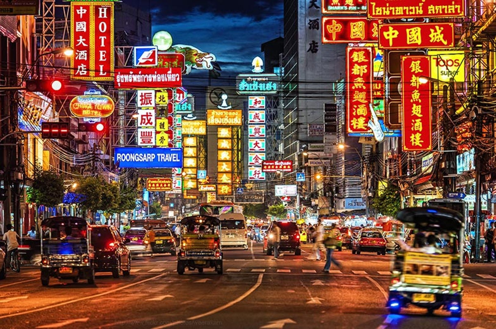 Image result for chinatown bkk