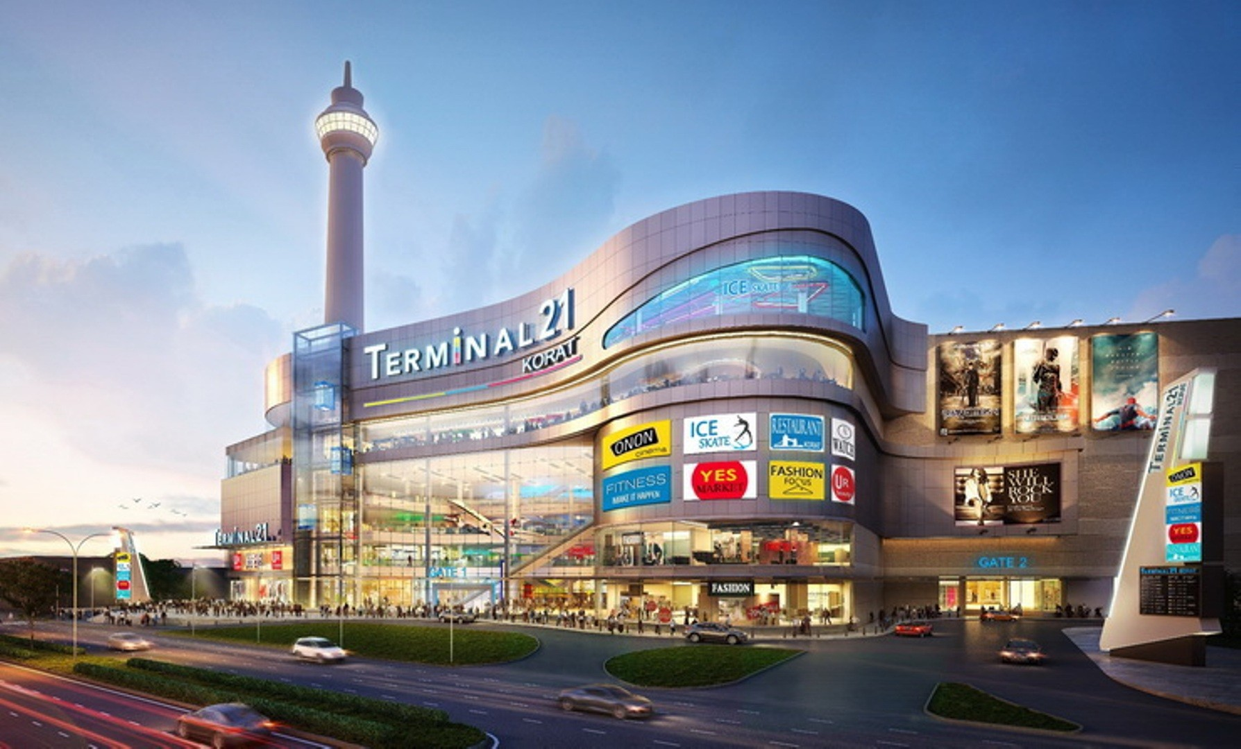 Image result for terminal 21 bangkok