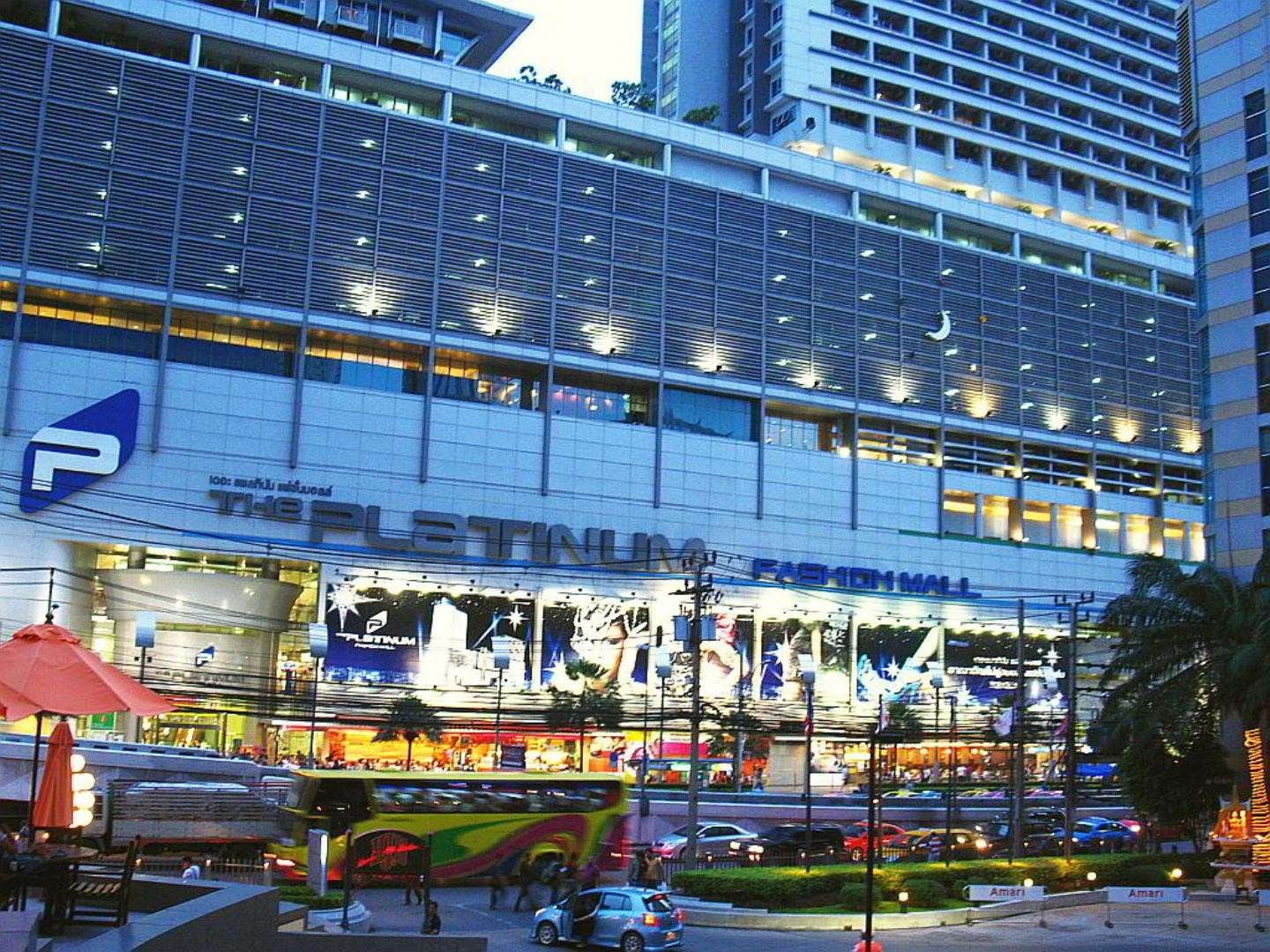 THE PLATINUM FASHION MALL | Grand Sukhumvit Hotel Bangkok