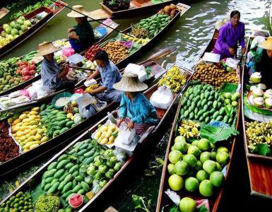 bangkok-markets