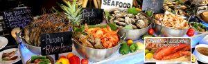 Seafood Sunday Brunch