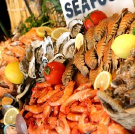 seafood buffet