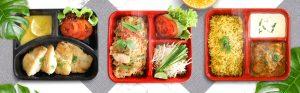 Lunch Box Menu