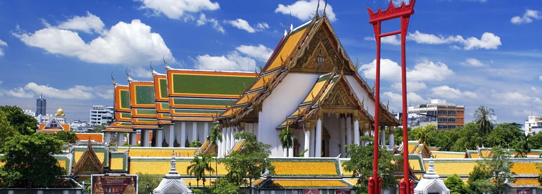 Wat Suthat  Novotel Bangkok Ploenchit