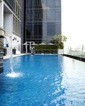 bangkok hotel with swimming pool