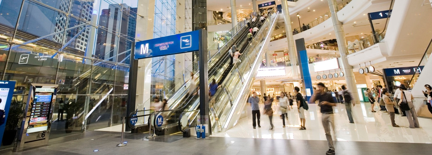 TERMINAL 21  Novotel Bangkok Silom