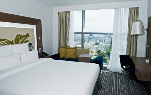 Superior suites with king bed