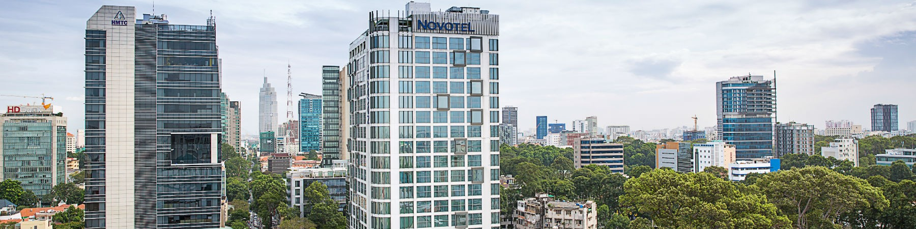 Destination - Novotel Saigon Centre