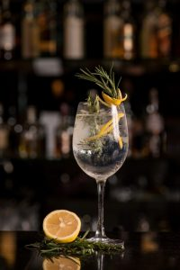 cocktail of the month gin