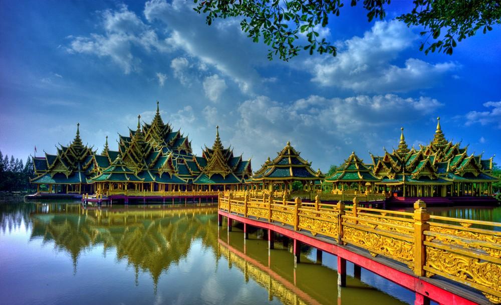 Kết quả hình ảnh cho ancient city bangkok