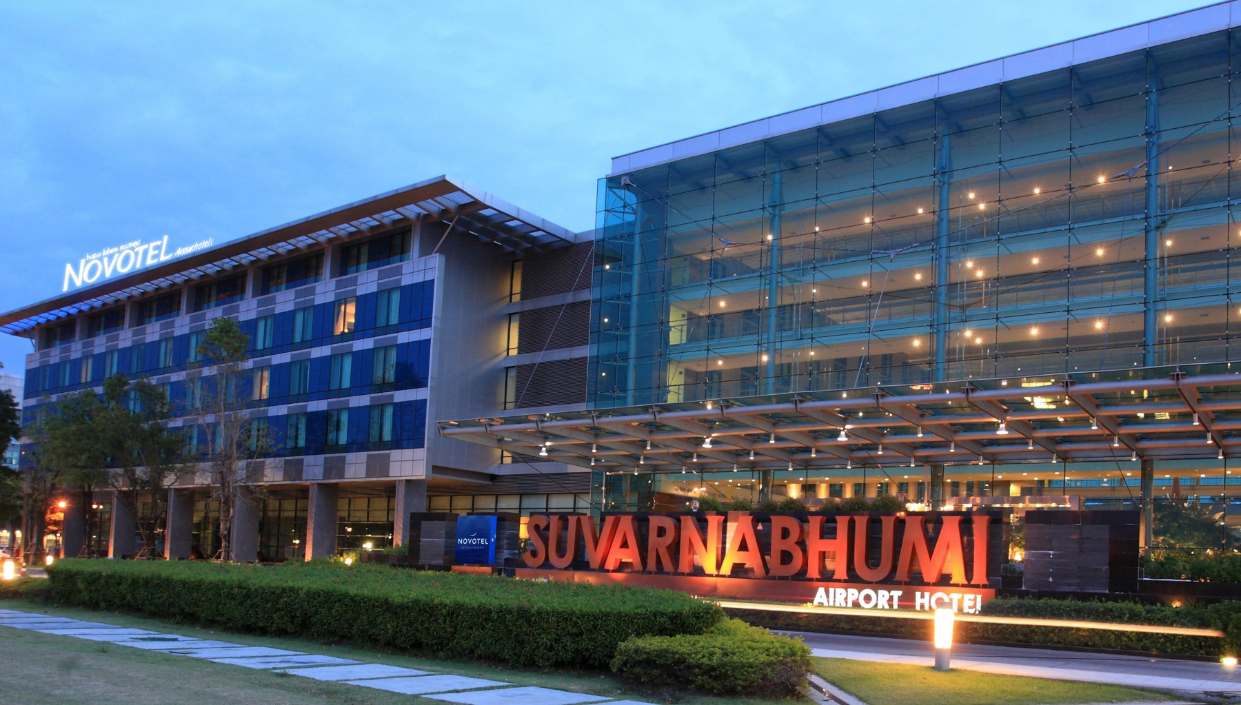 Novotel bangkok suvarnabhumi airport contact us for Contact hotel