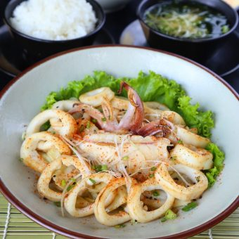 squid-teppanyaki-steak