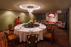Private room at Nan Yuan Chinese Restaurant
