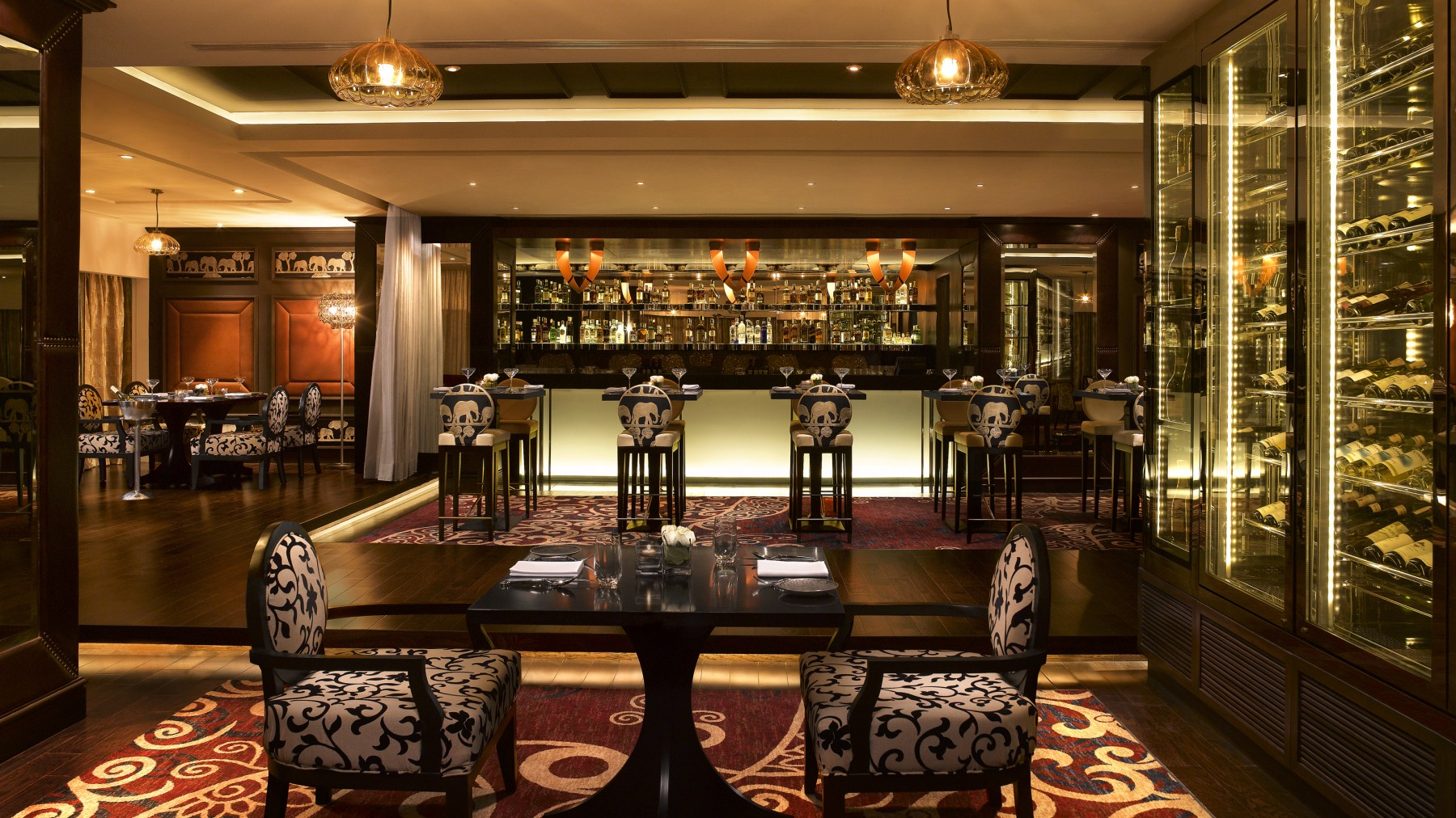 Sofitel mumbai bkc news for Best dining tables in mumbai