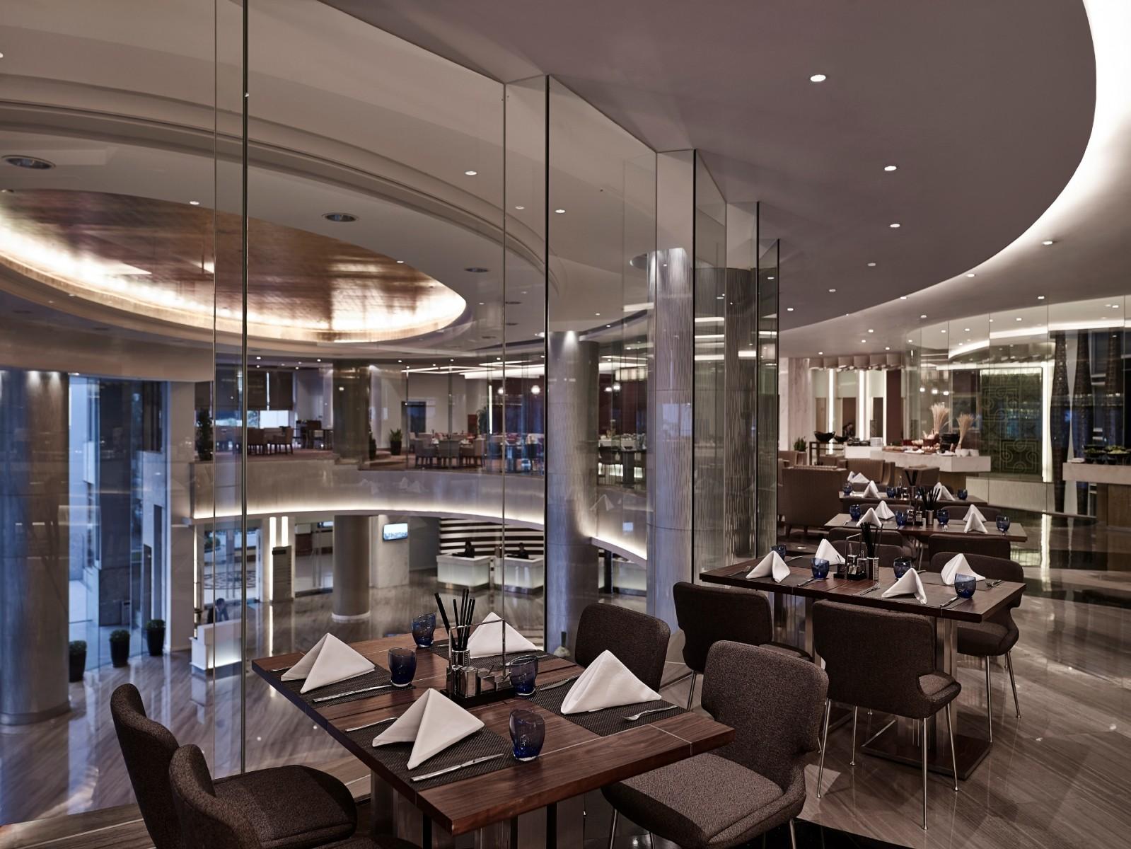 La Cheminée restaurant - Pullman Hanoi