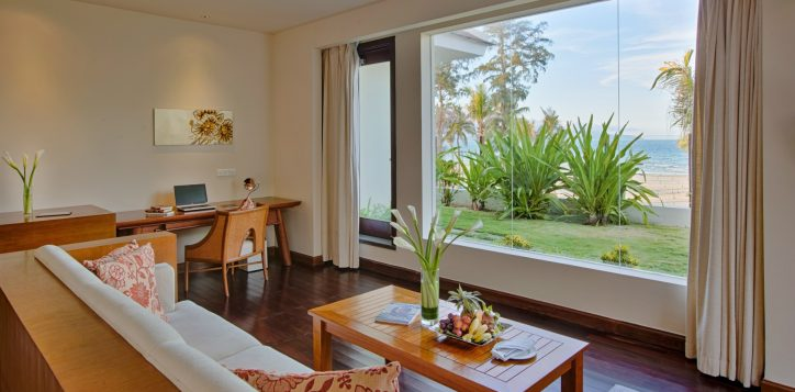 Pullman Danang Beach Resort Twobedroom cottage 5star hotel