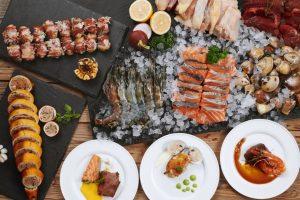 Tiệc Buffet Hải Sản BBQ Đà Nẵng