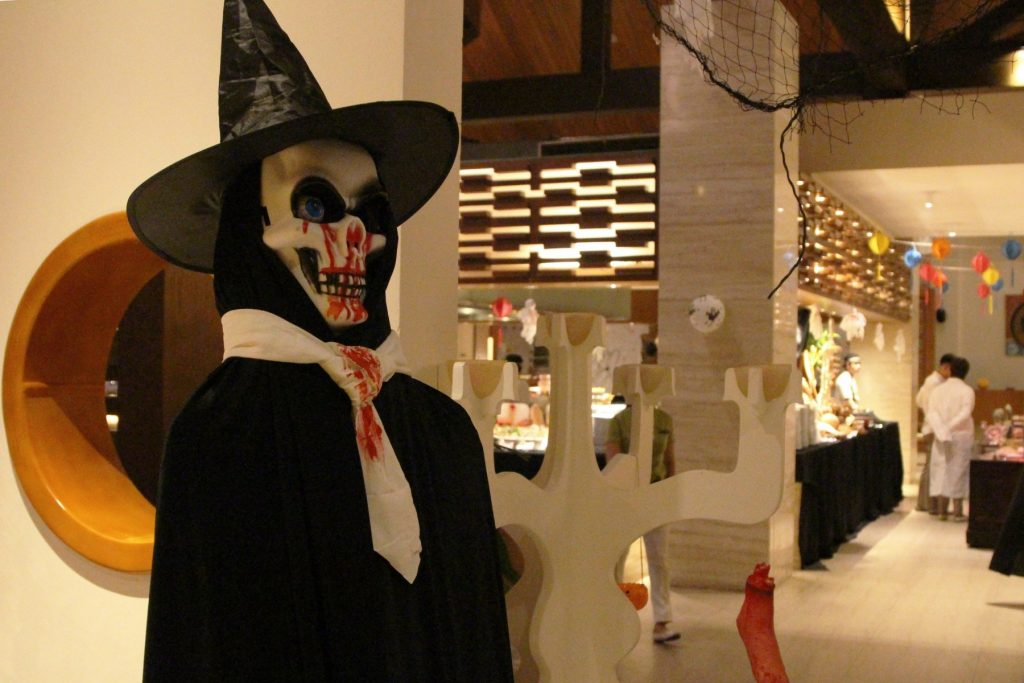 halloween-buffet-in-danang