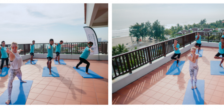wellness-at-pullman-danang-beach-ressort-sarah-hoey-trip-vietnam-yoga-on-roof-top