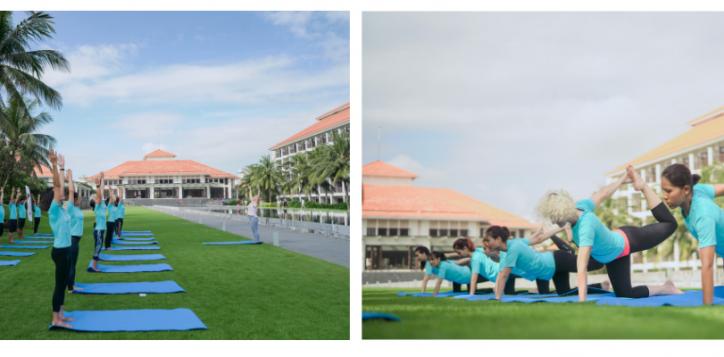 yoga-at-pullman-danang-beach-resort