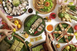 explore special cuisine at pullman danang beach resort in tet holiday 2019