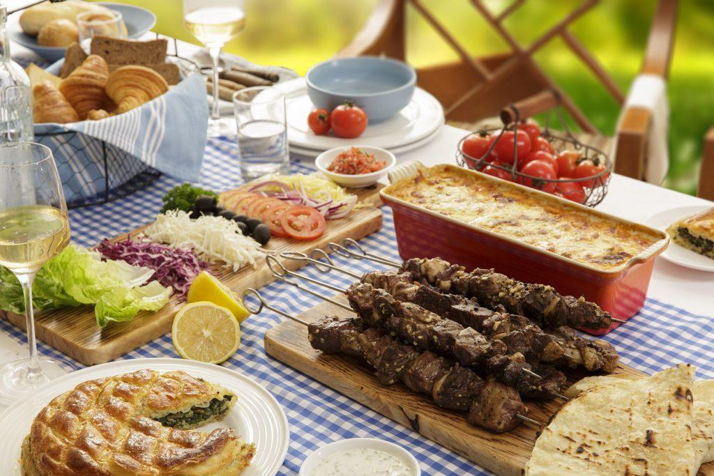 Greek Family Feast - International Buffet - Pullman Danang Beach Resort