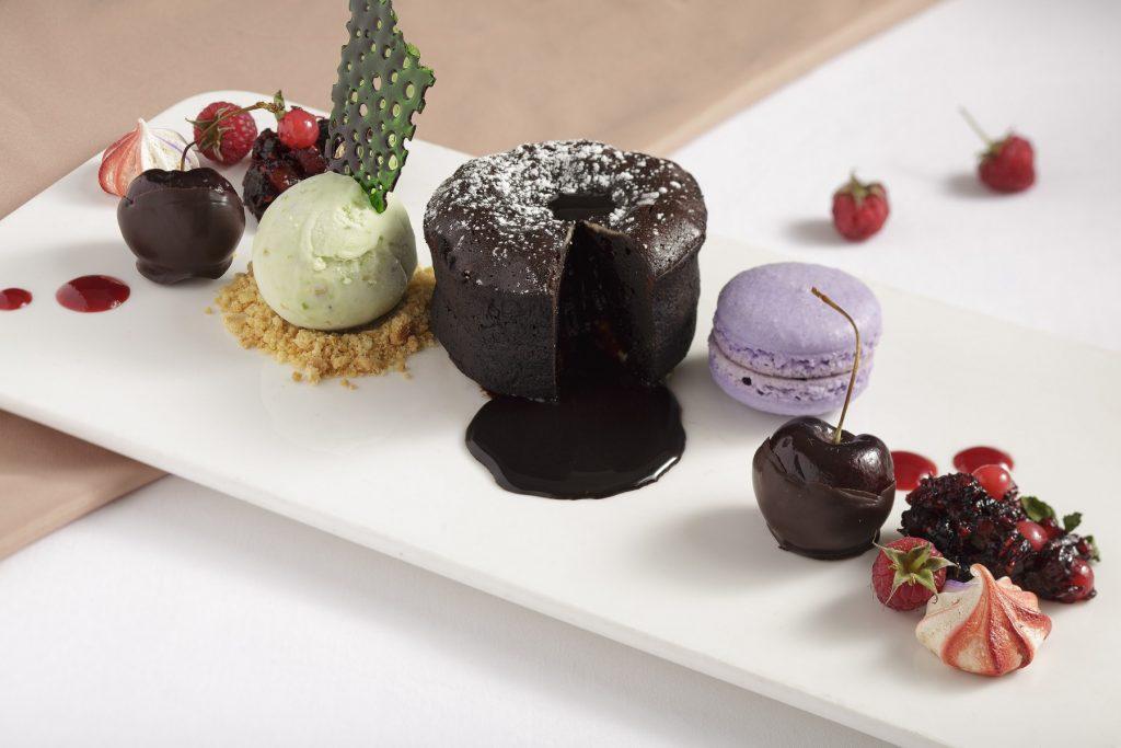 Chocolate Fondant - Restaurant Epice - Pullman Danang Beach Resort