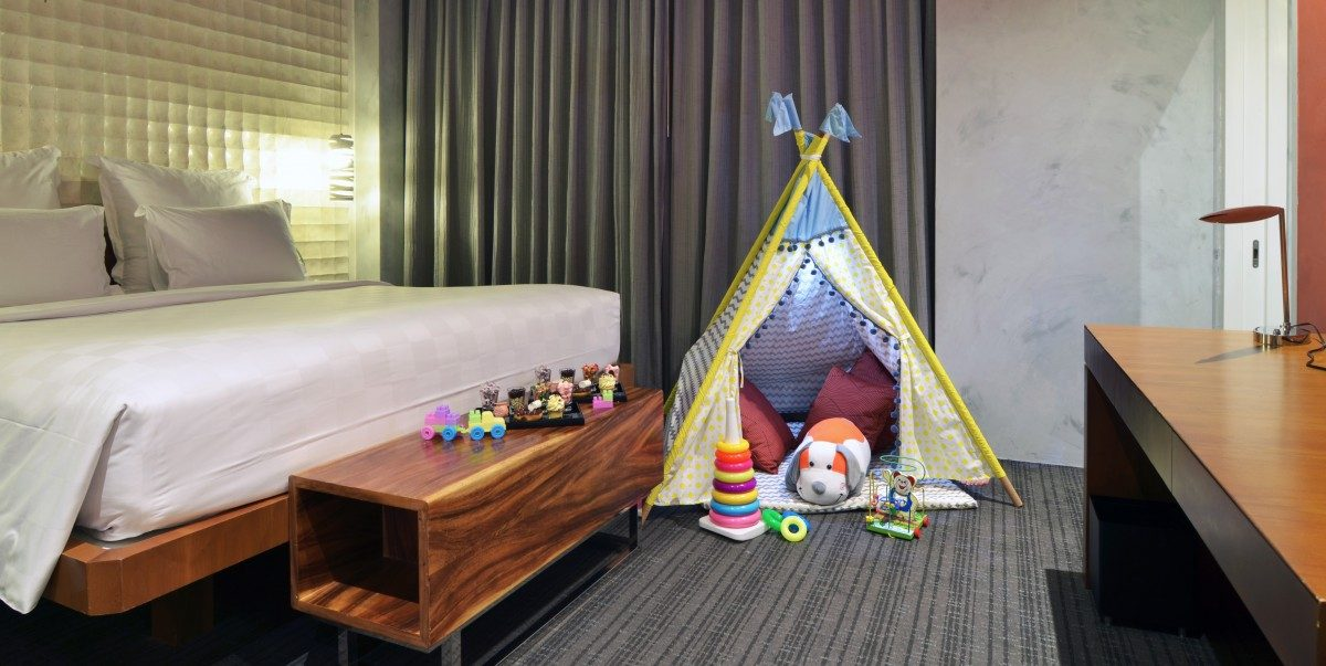 FAMILY WEEKEND STAYCATION PACKAGE