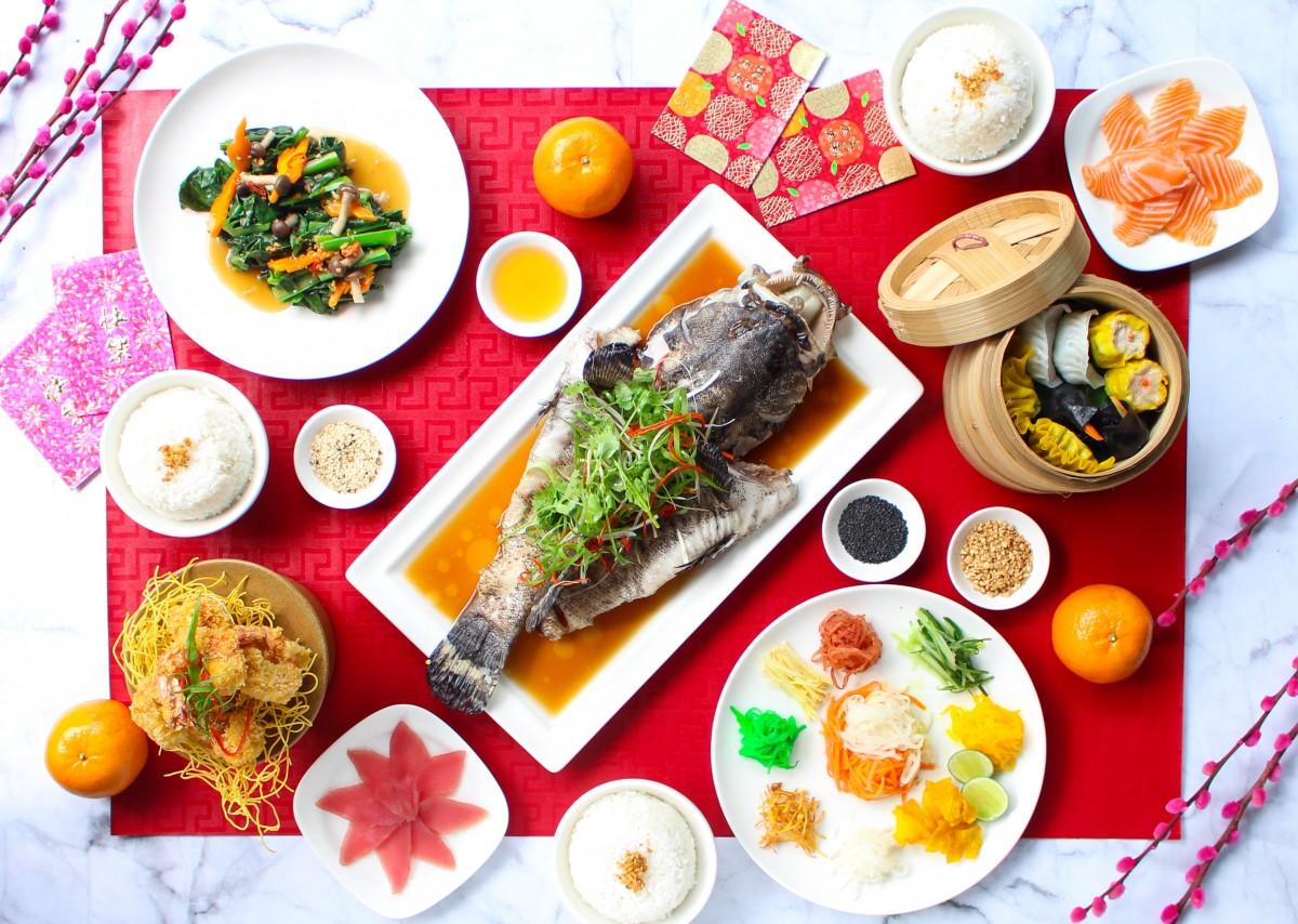 Prosperous Lunar New Year Celebrations