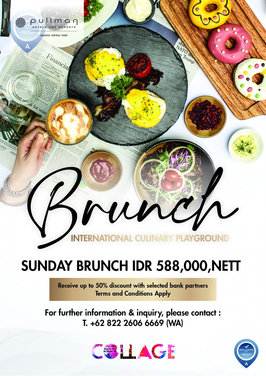 Sunday Brunch – International Culinary Playground
