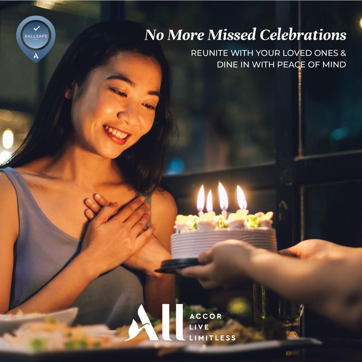 No More Missed Celebration