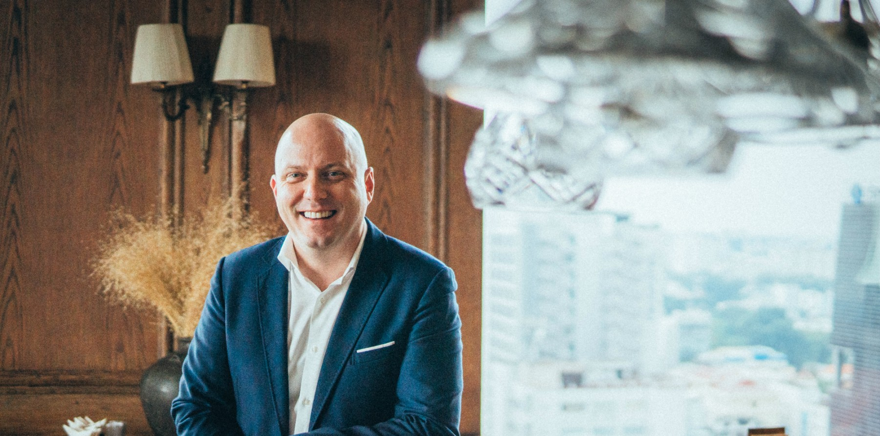 Carl Gagnon: Hôtel des Arts Saigon's General Manager Talks Tourism's Future - Hôtel des Arts Saigon, MGallery Collection