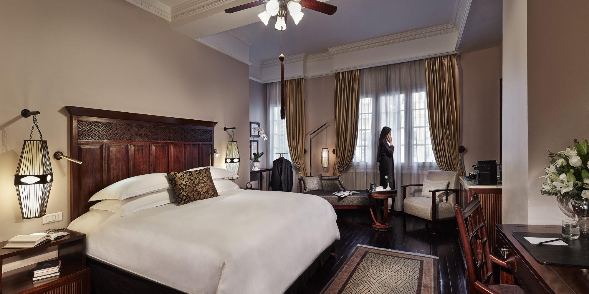 Book a room. Luxury Rooms   Suites   Sofitel Legend Metropole Hanoi