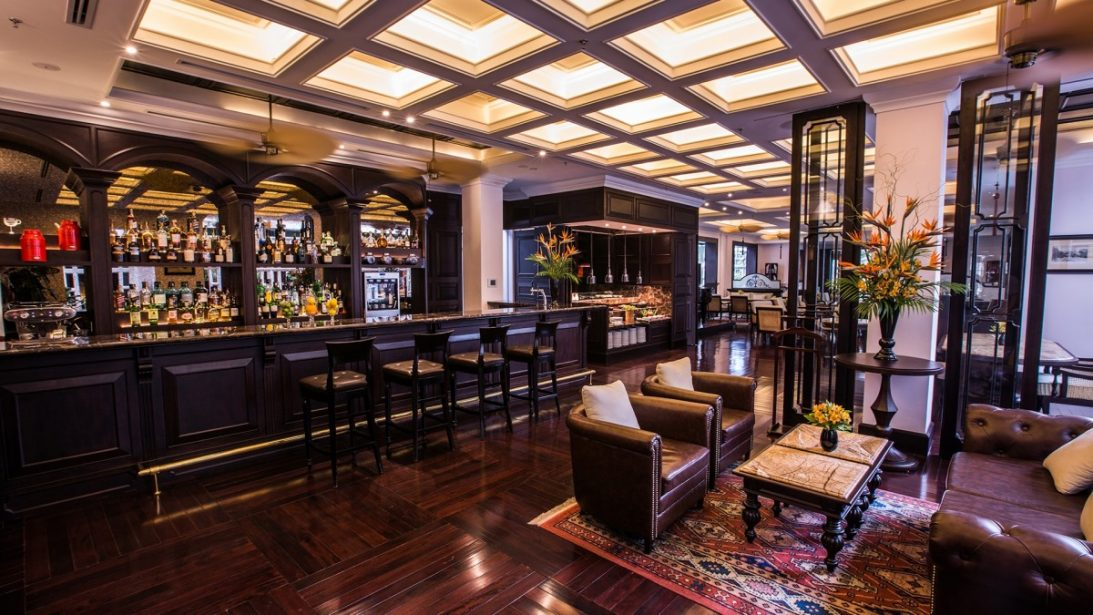 Le Foyer Hotel In Hanoi : Le club bar hanoi s classiest house of jazz sofitel