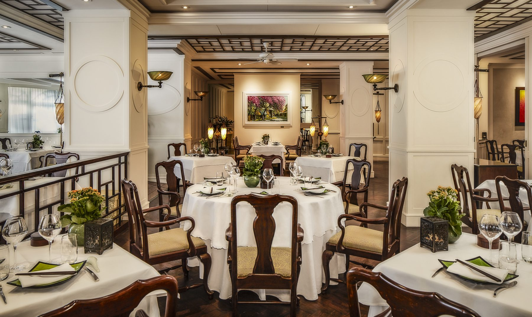 Restaurants & Bars - Sofitel Legend Metropole Hanoi