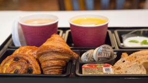 Express breakfast: Bento Box, le bistrot de l'echanson, Mercure Tokyo, Ginza