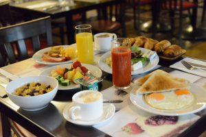Breakfast Buffet, le bistrot de l'Echanson, Mercure Tokyo Ginza