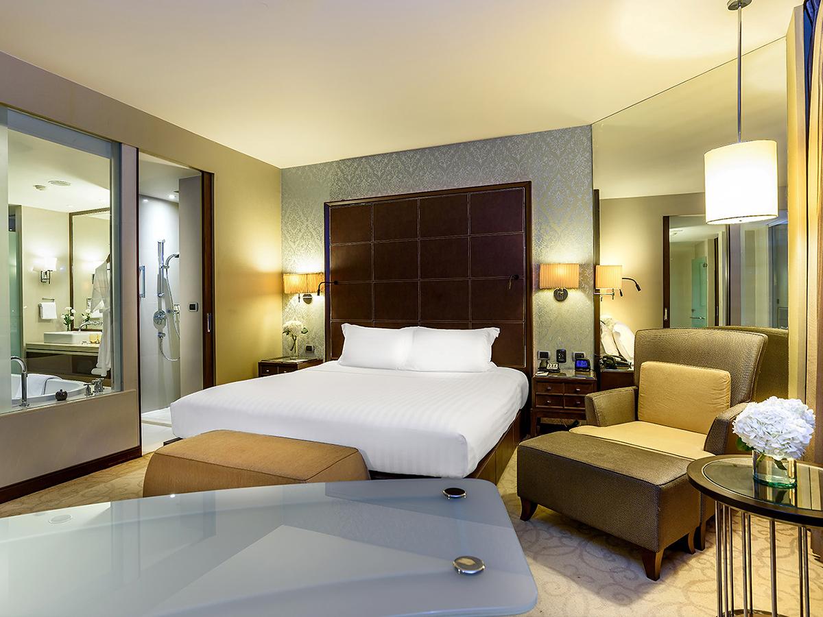 Premium Deluxe Room Pullman Bangkok Grande Sukhumvit