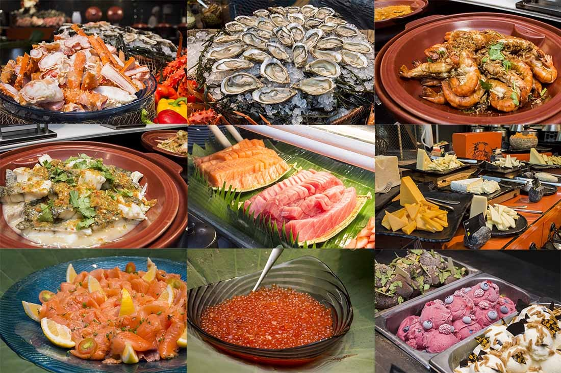 best seafood buffet in bangkok