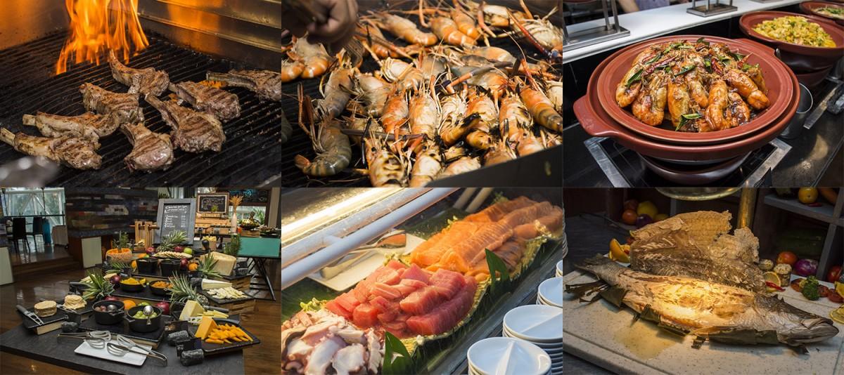 曼谷最好的海鲜晚餐