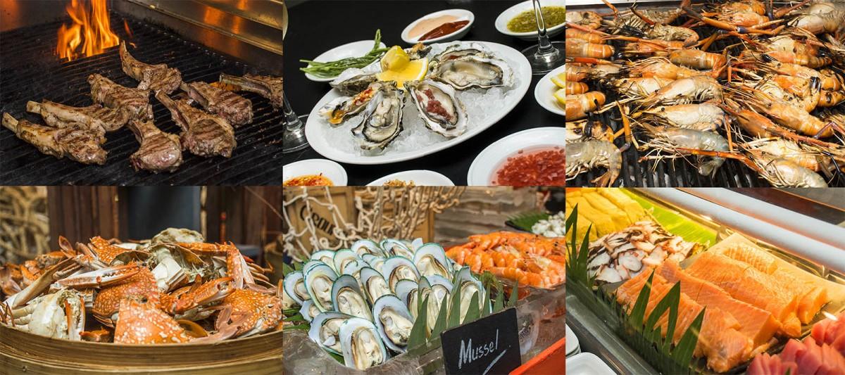 seafood buffet reviews