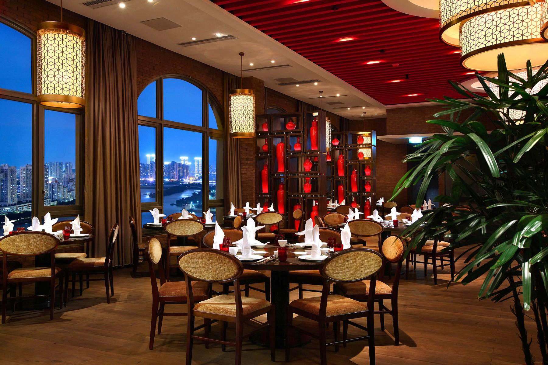Bar Le French Flair le chinois restaurant - sofitel macau at ponte 16 - 5-star hotel