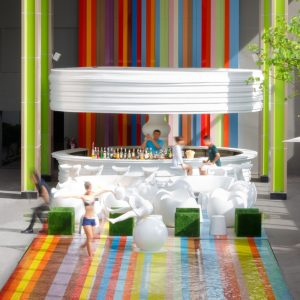 Pool Bar Khao San