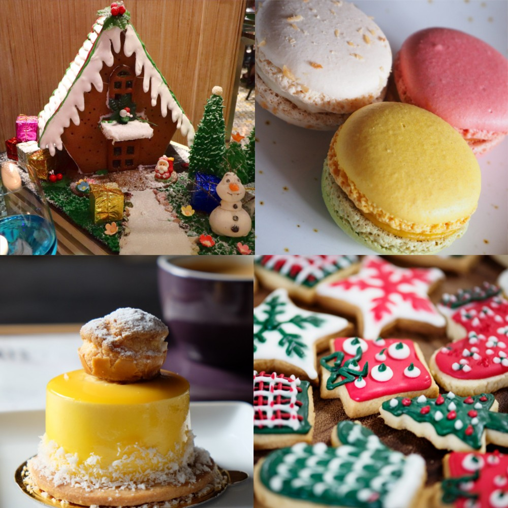 festive bakery