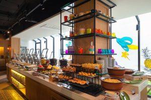Streats Cafe Lunch Buffet