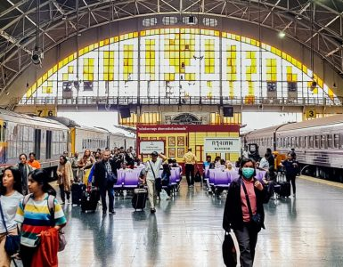 hua-lamphong-train-station